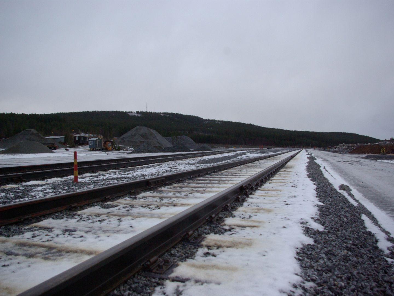 Storuman Railhead