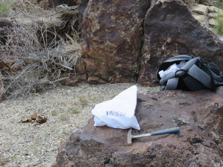 Paymaster - Valley Zinc-Silver Skarn Boulders