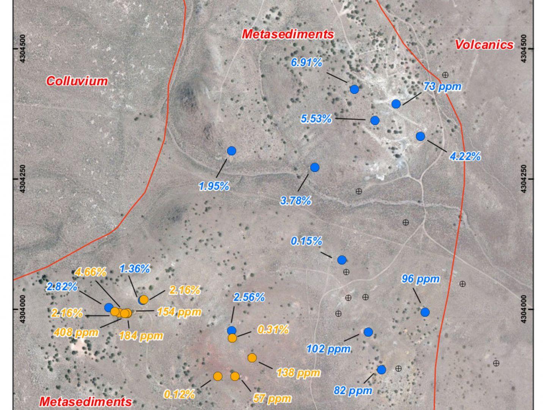 Brunton  Pass - Project Map