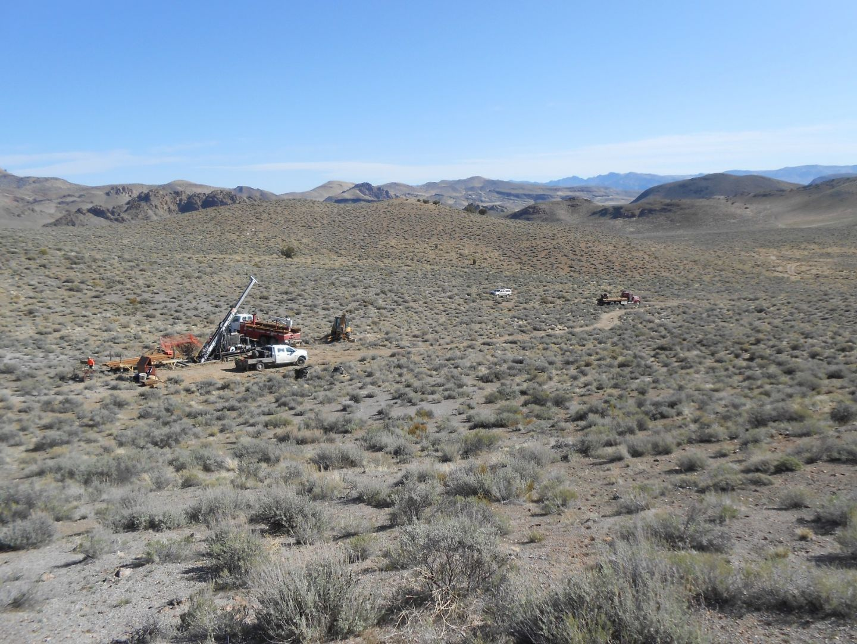 Drilling - April 2020